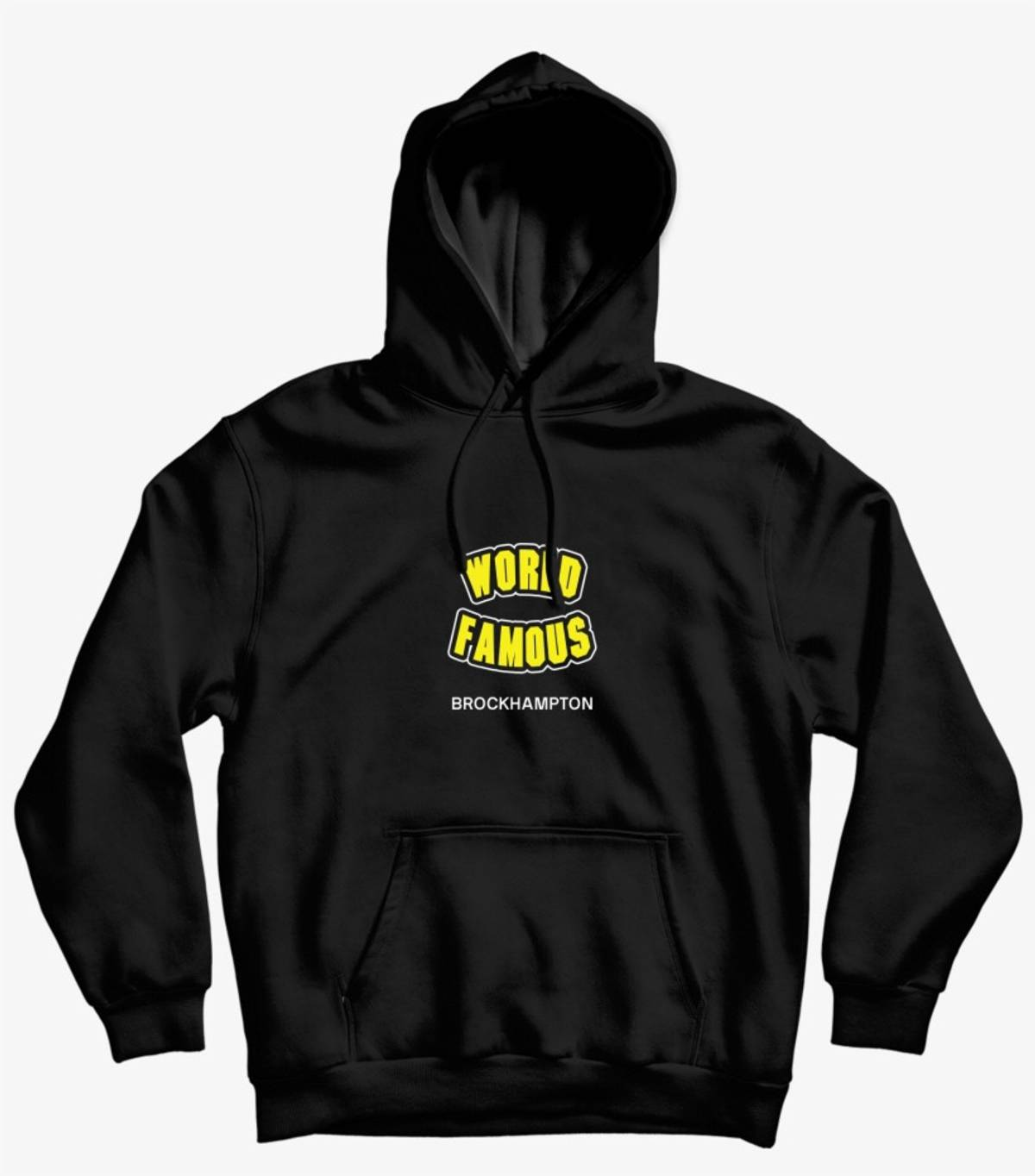 BROCKHAMPTON Couch logo American musical Rap Hip Hop Mens Hoodie S to 3XL