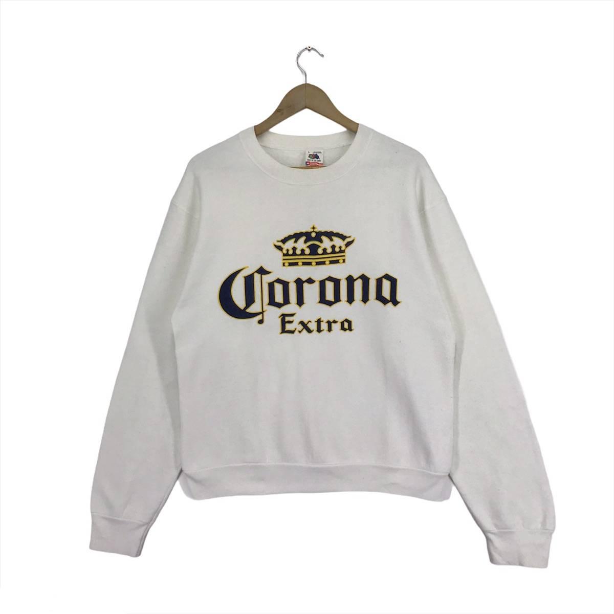 Corona Extra Vintage Label Sweatshirt