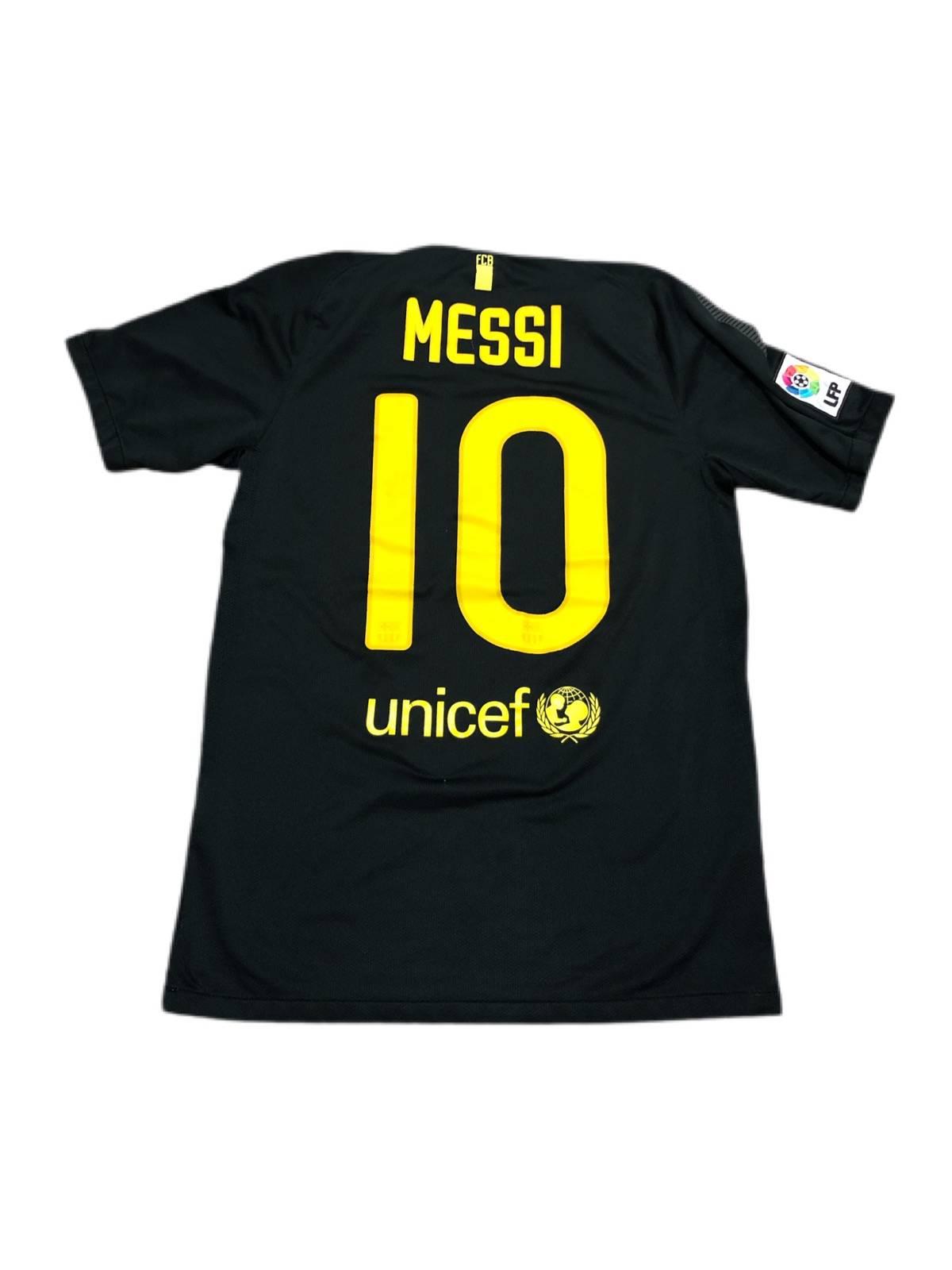 Nike Nike Fc Barcelona Messi Jersey Grailed