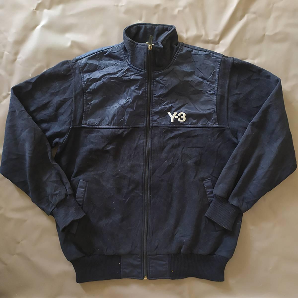Adidas Vintage Y 3 Yohji Yamamoto Winter Jacket Adidas Y3 Size M Grailed