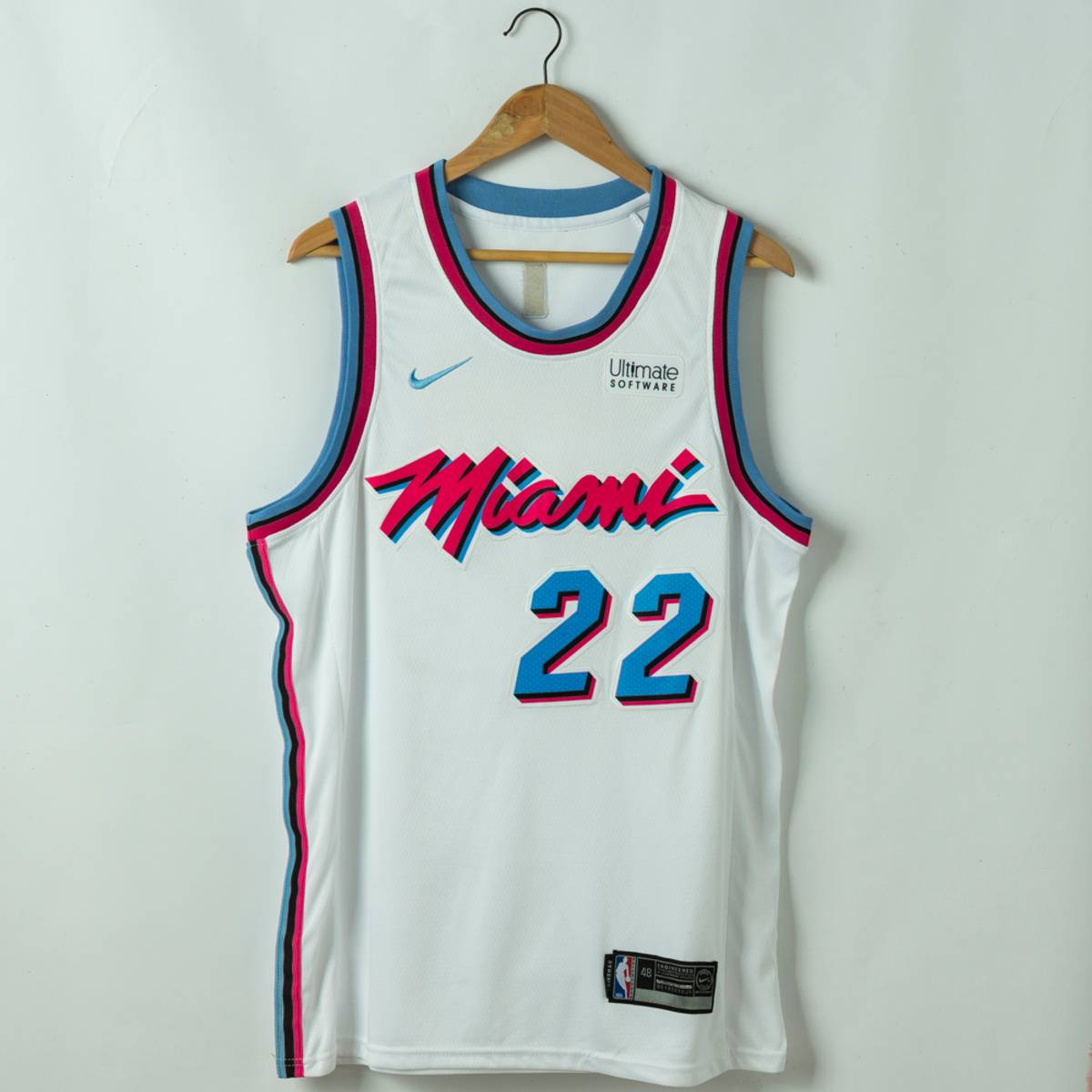 Nike Jimmy Butler Miami Heat Vice City Jersey Grailed