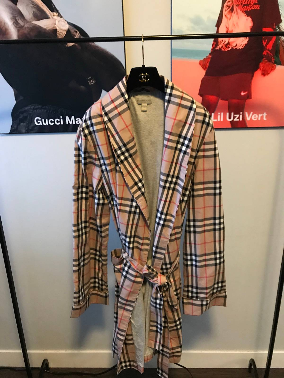Burberry Burberry Robe Grailed