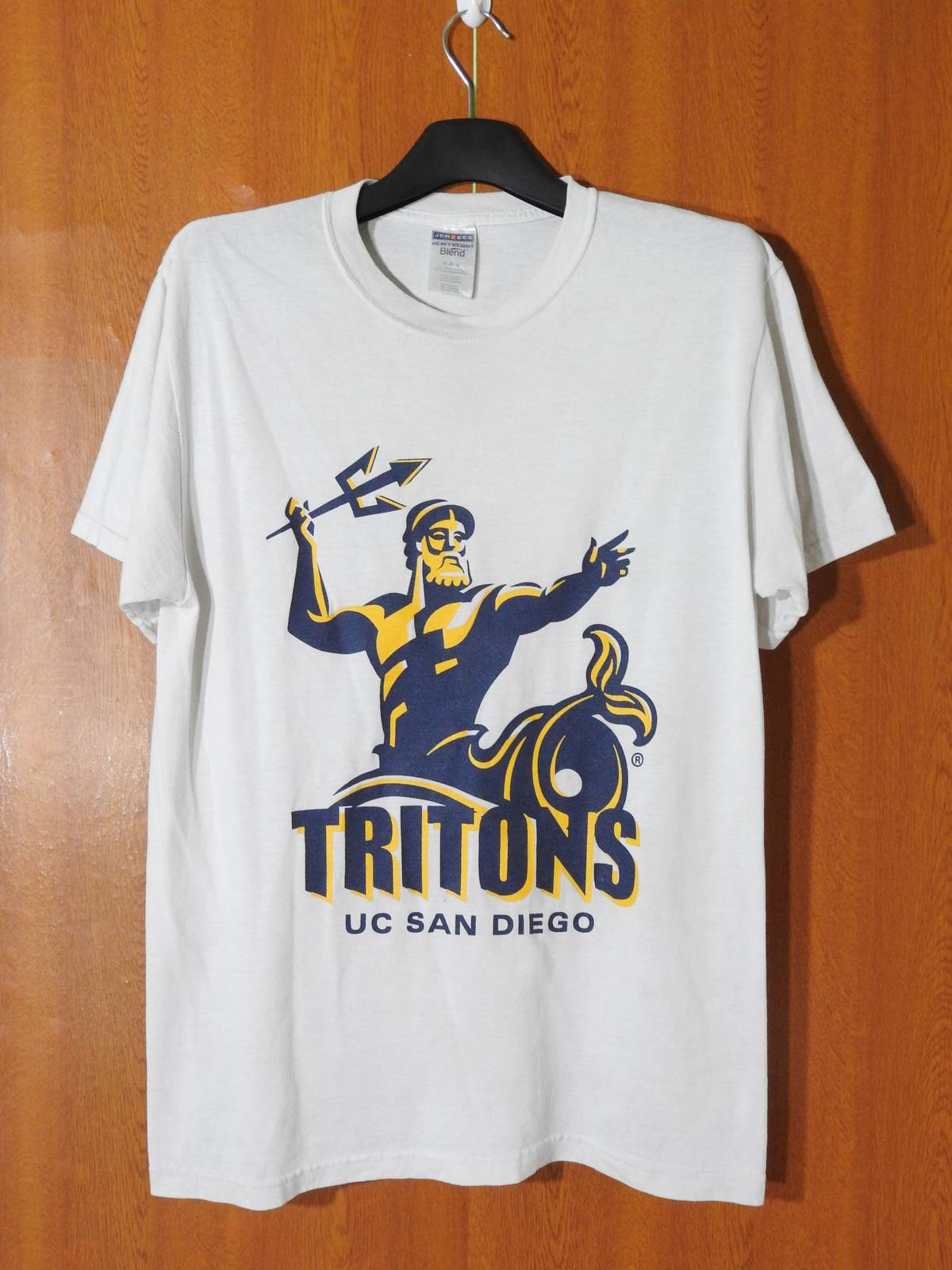 NCAA UC San Diego Tritons T-Shirt V1