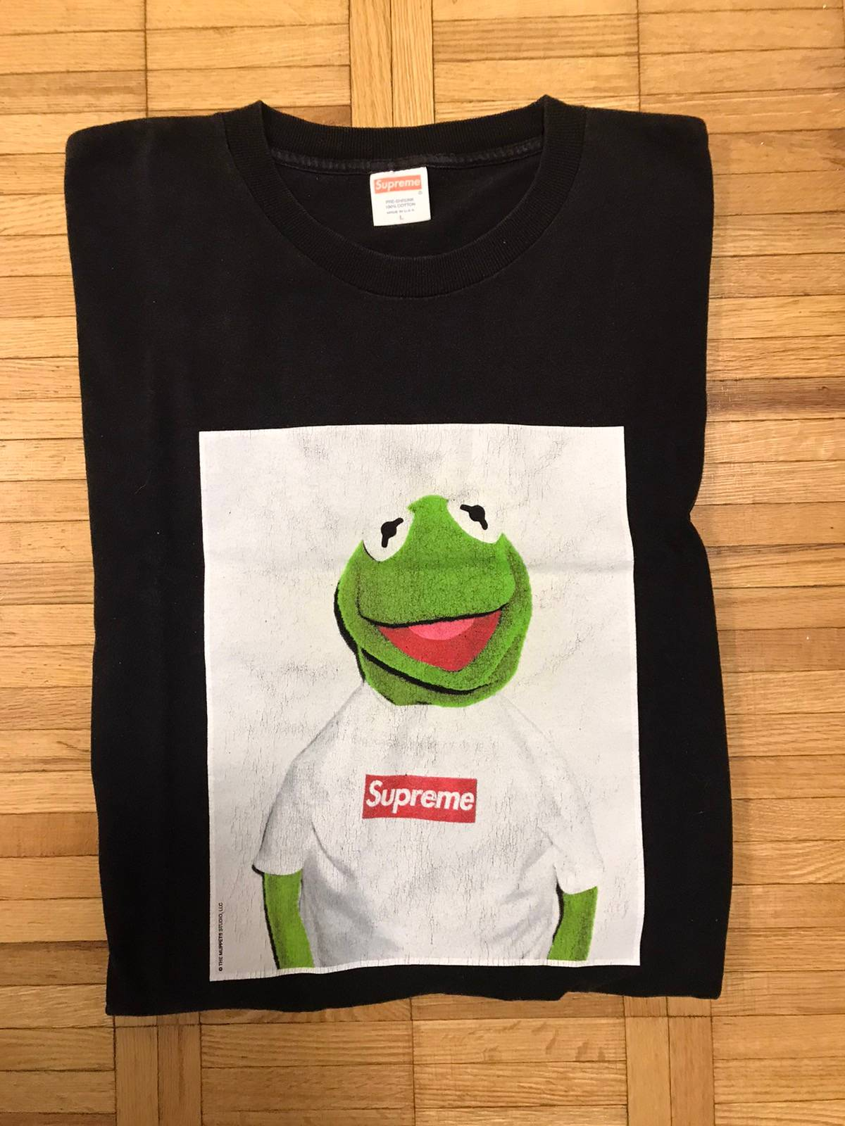 Supreme Supreme Kermit Tee Shirt!🔥🔥 | Grailed