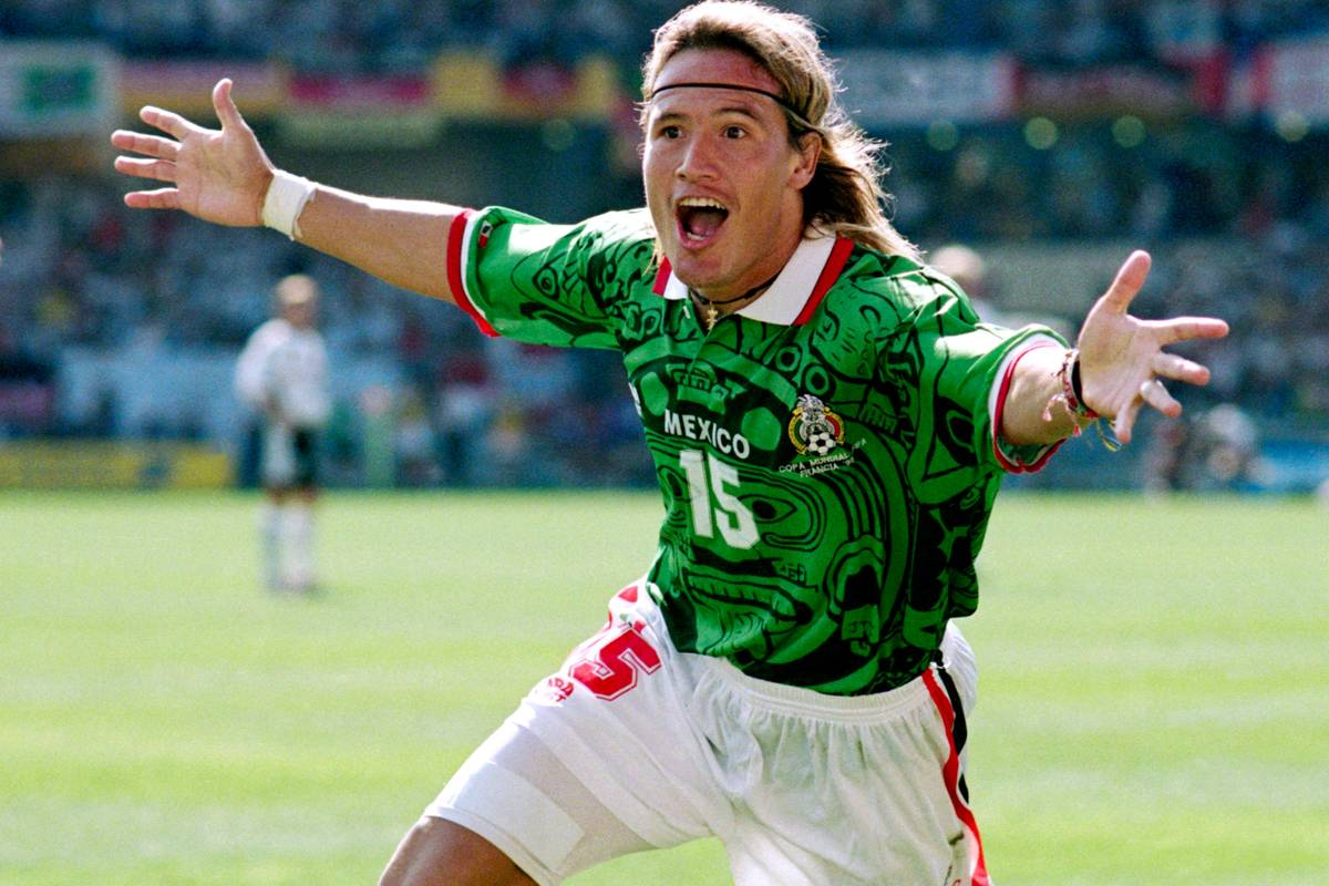 c1f7c238c7b Our Favorite World Cup Kits Throughout the Years - Stylish World Cup Soccer  Kits
