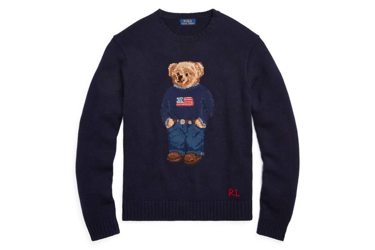 169110c9 An Abridged History of The Polo Bear - Ralph Lauren Polo Bear History    Grailed