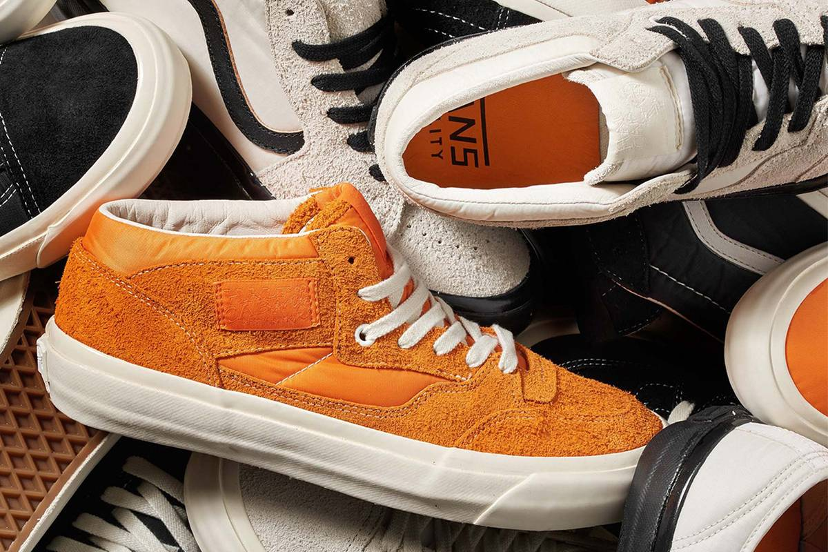 0da779b6ab A Selection of our Favorite Vault by Vans Releases - Favorite Vault By Vans  Releases