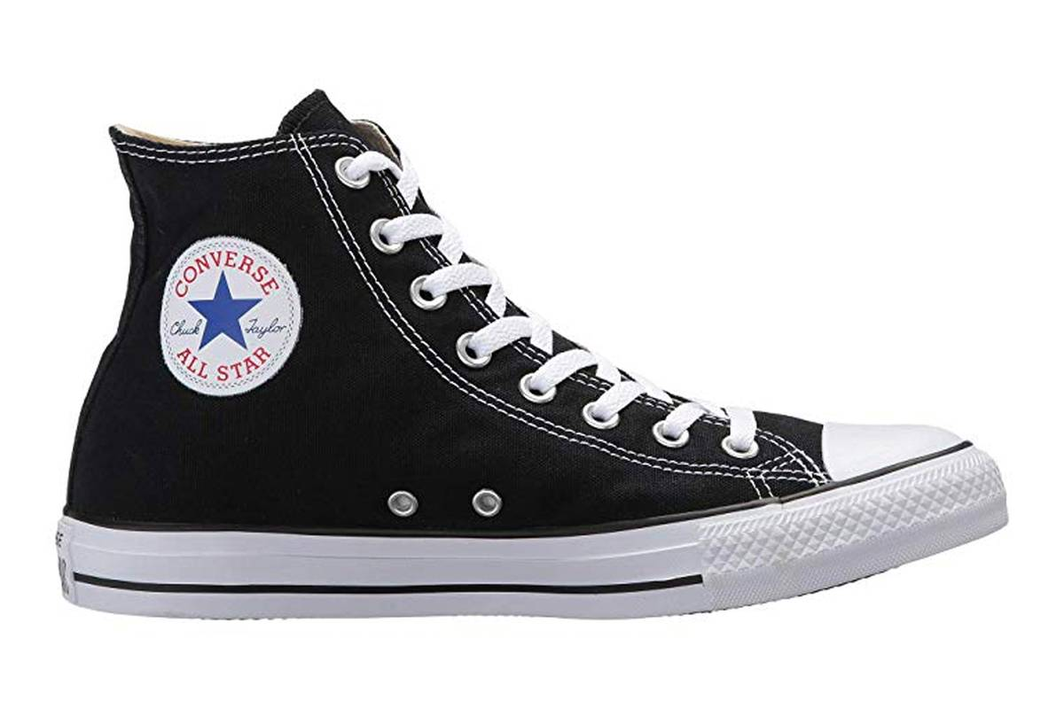 My Converse All Stars, the Jordan shoes of a bygone day