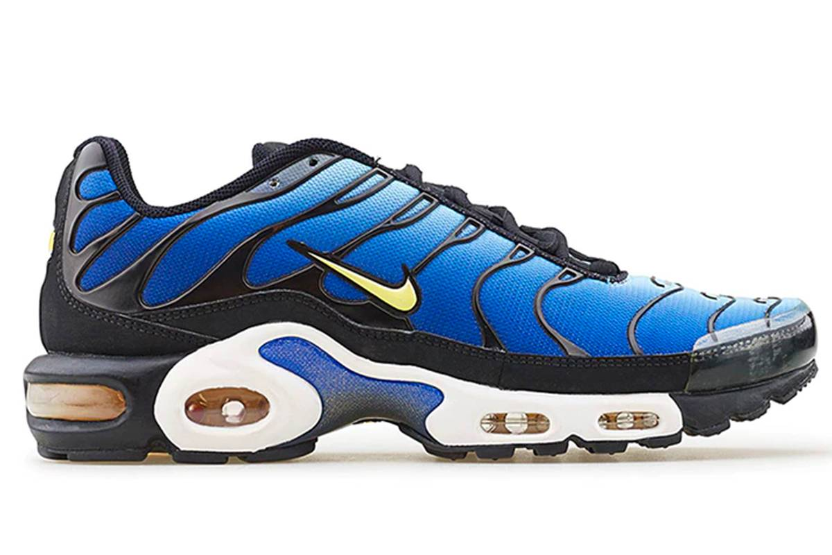Tuned Up A History Of The Air Max Plus Grailed