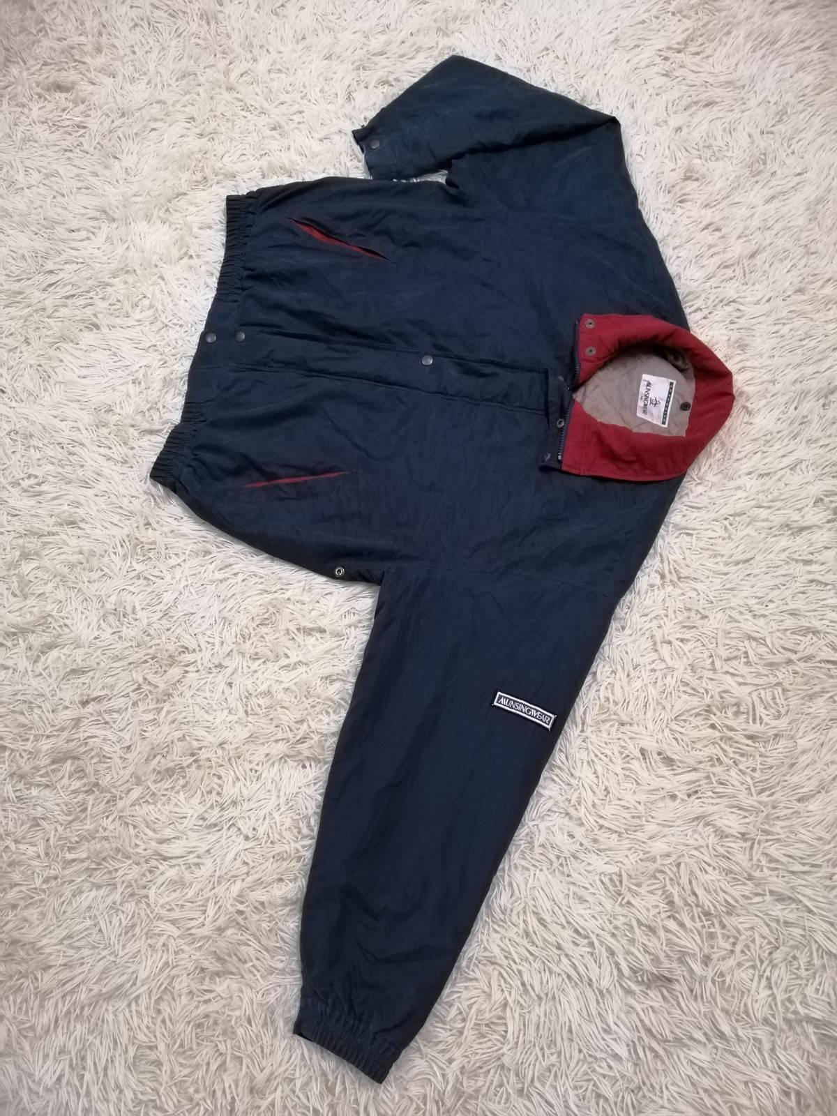 Grandslam Munsingwear Sweater Vintage Grandslam Munsingwear Activewear Men/'s Size 3L