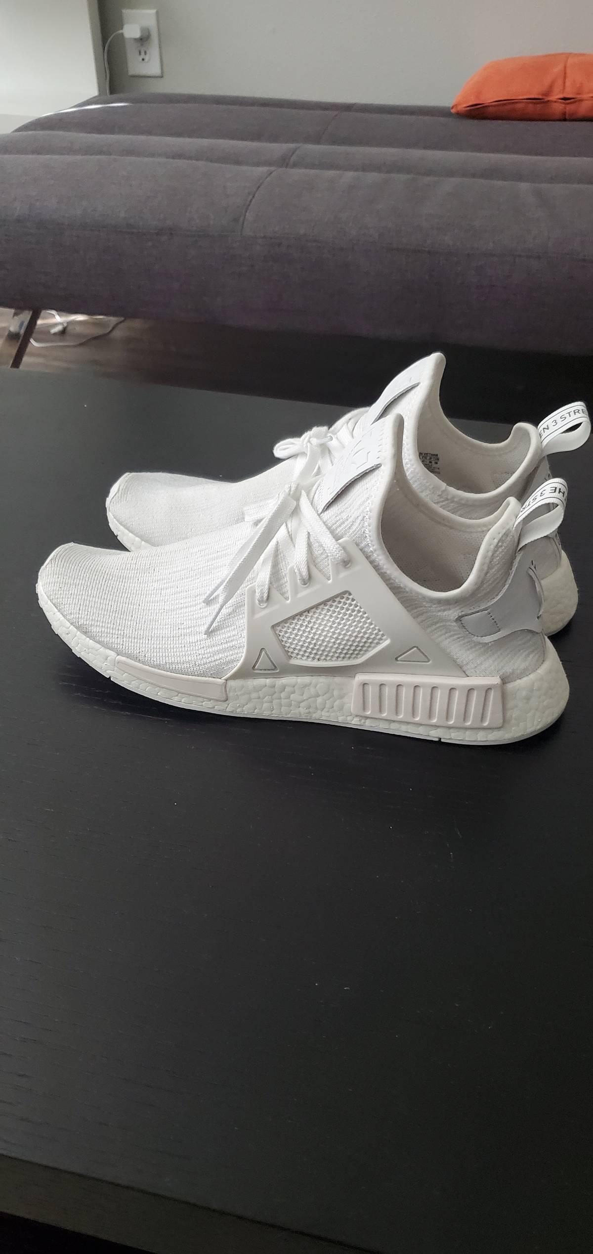 Adidas Adidas Nmd Xr1 Triple White Grailed