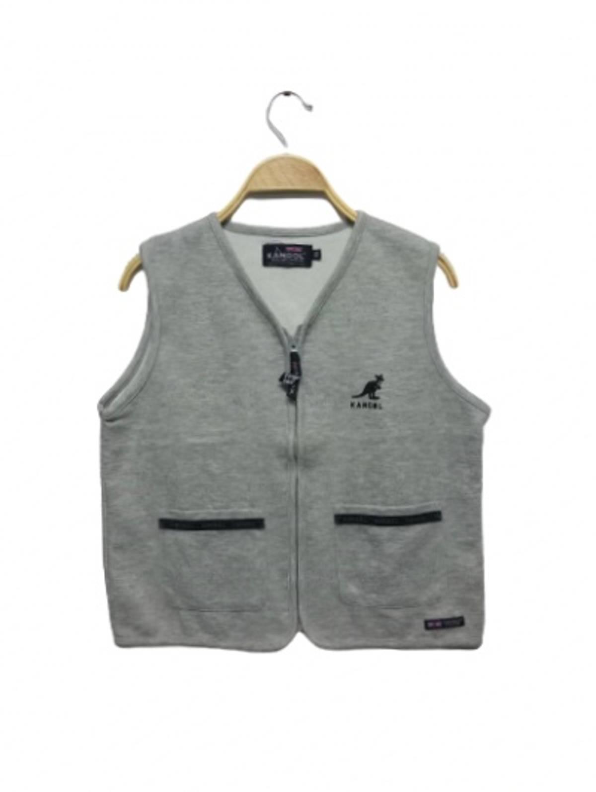 Vintage Kangol Junior Vest Small Logo Size 150