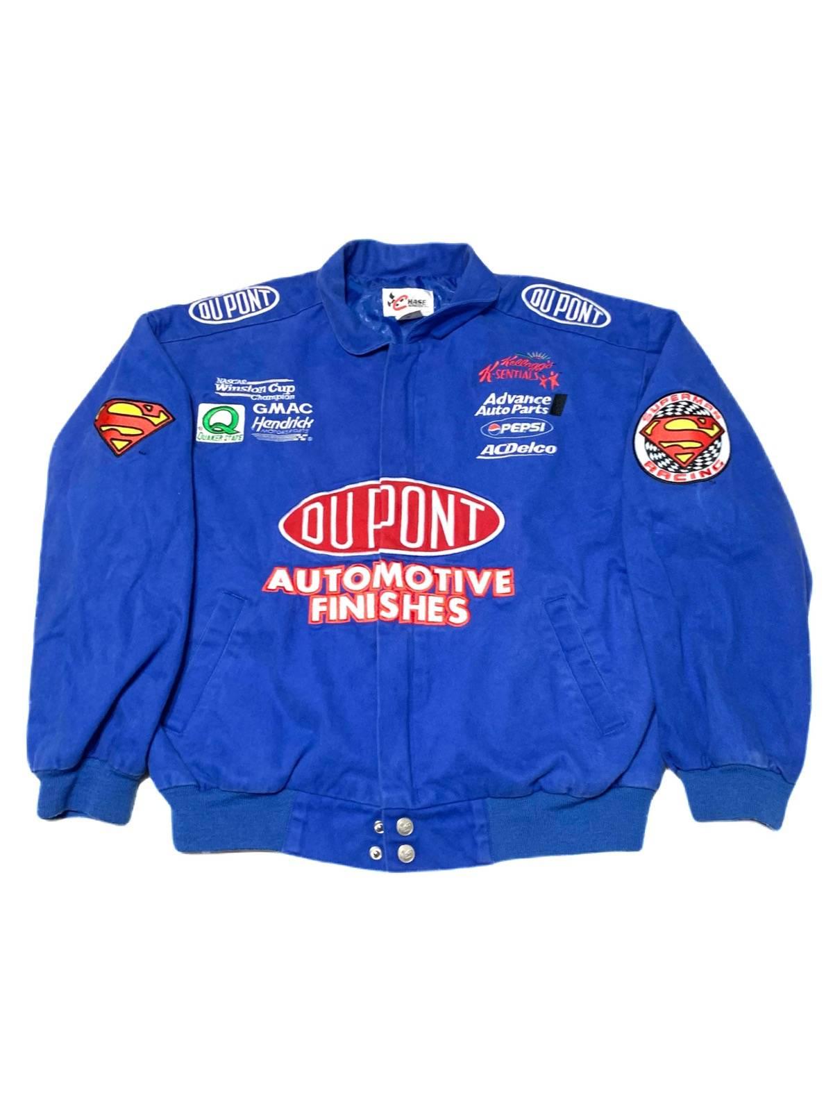 Vintage Jeff Gordon Nascar Racing Jacket Grailed