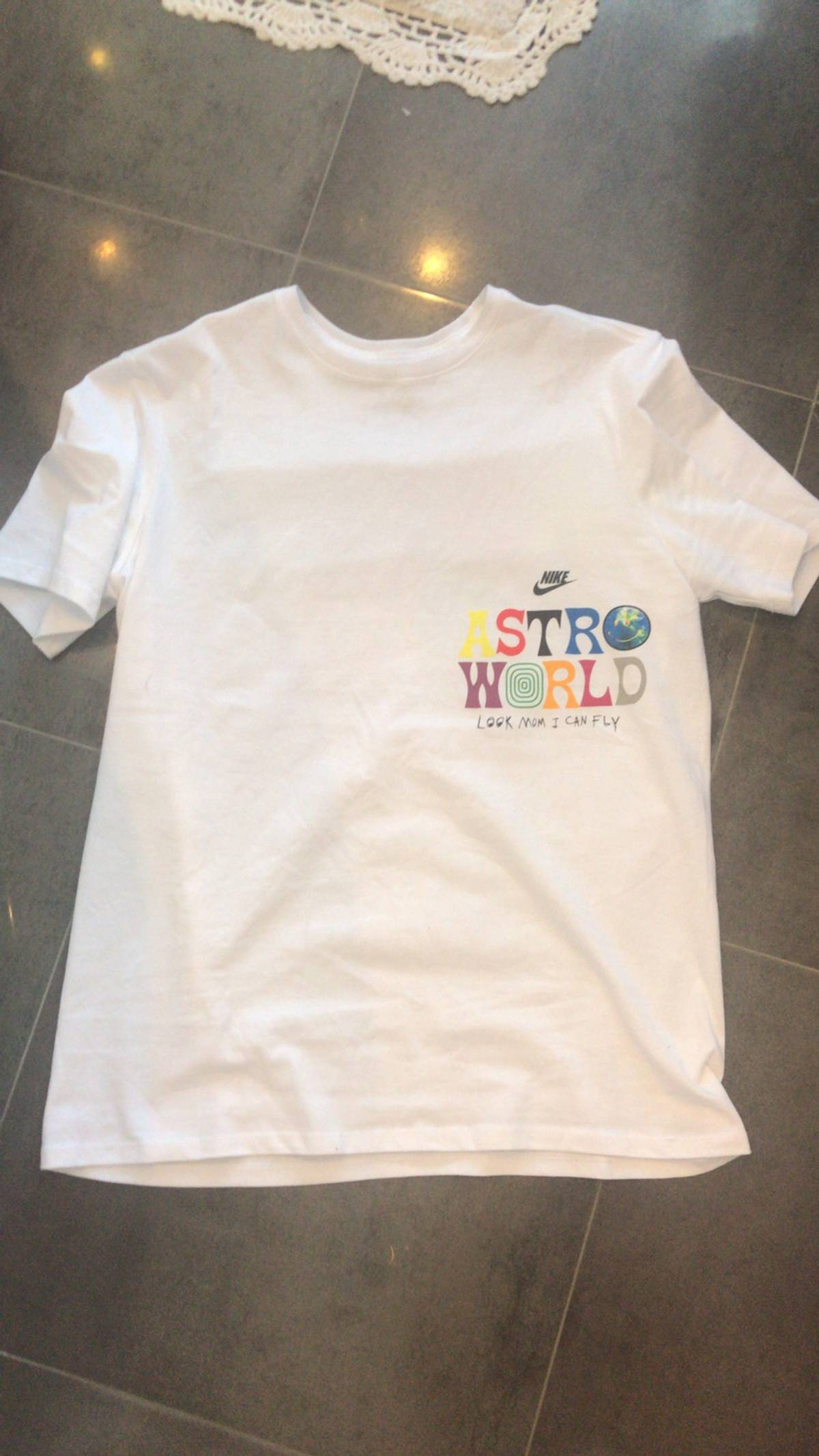 astroworld x nike t shirt