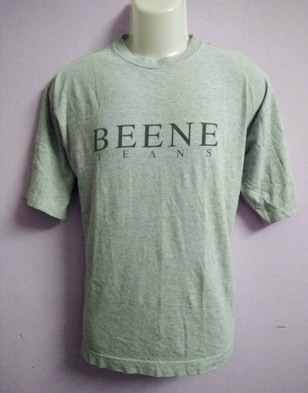 Geoffrey Beene Geoffrey Beene American Fashion Designer T Shirt Made In Israel Rare Spell Out Beene Jeans Most Iconic New York Fashion Designer Grailed