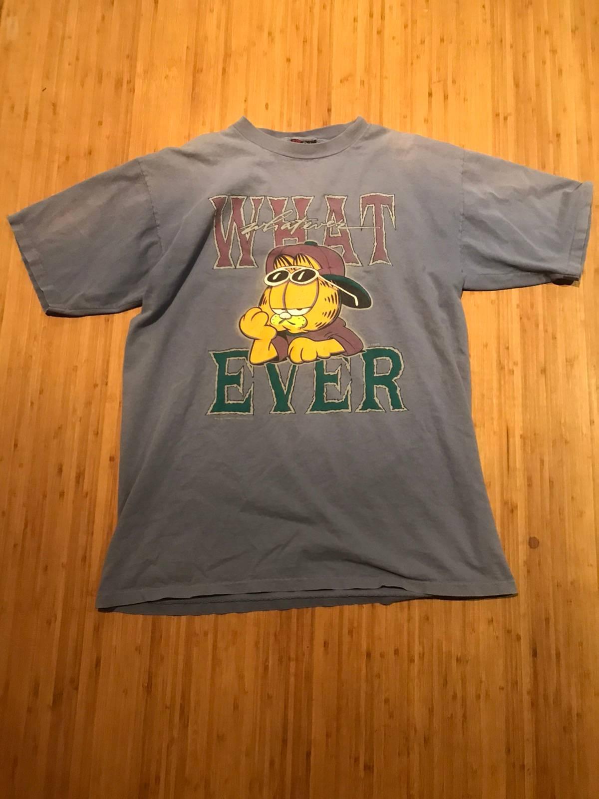 Vintage Vintage Garfield T Shirt Grailed