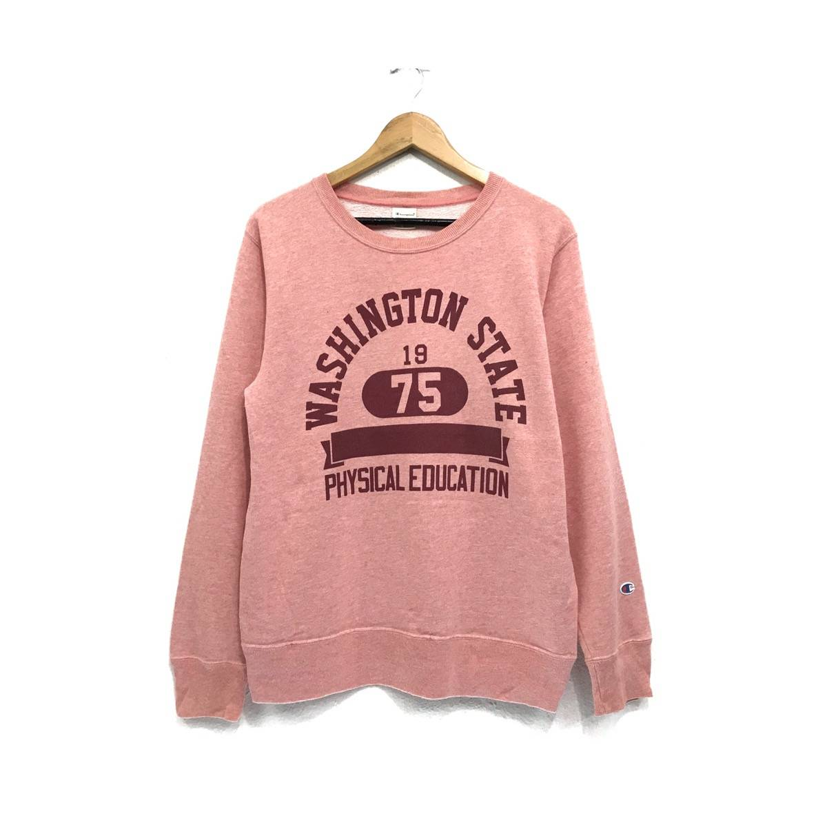 L American College Skyline sweatshirt  Skyline zip sweatshirt  American college sweatshirt  vintage USA university sweatshirt  Pro sport USA sweatshirt