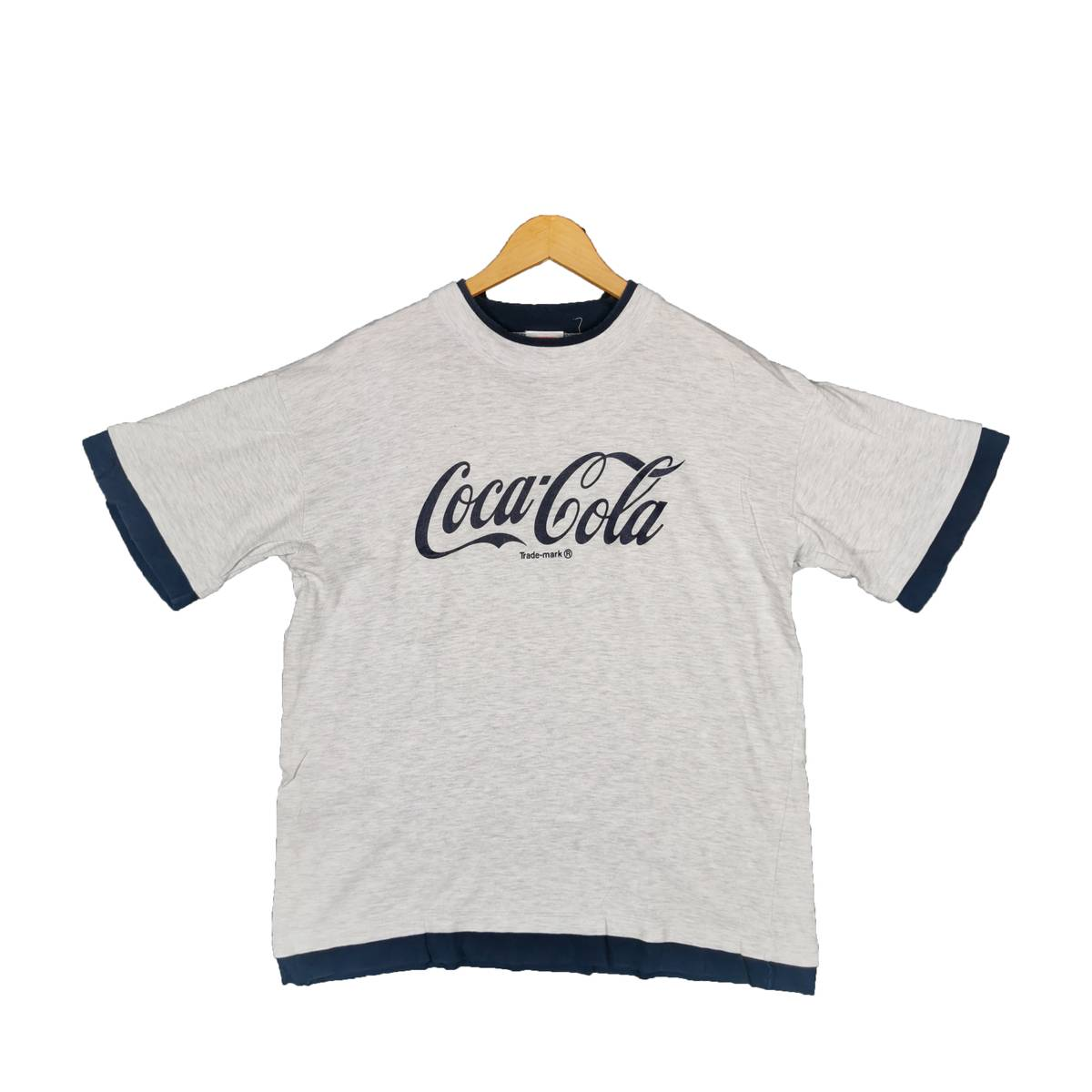 Coke Coca Cola All Over Spellout 1994 Copyrights Tshirt Nice Design VINTAGE!!