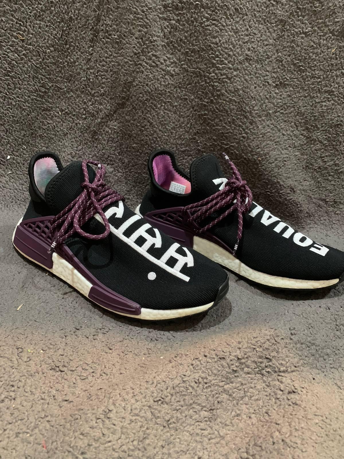 Adidas Pharrell X Nmd Human Race Trail Equality 2018 Size 10.5 $333
