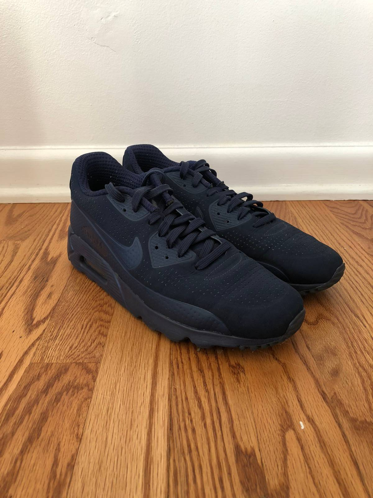 Nike Air Max 90 Ultra Moire Midnight Navy Size 9 $94