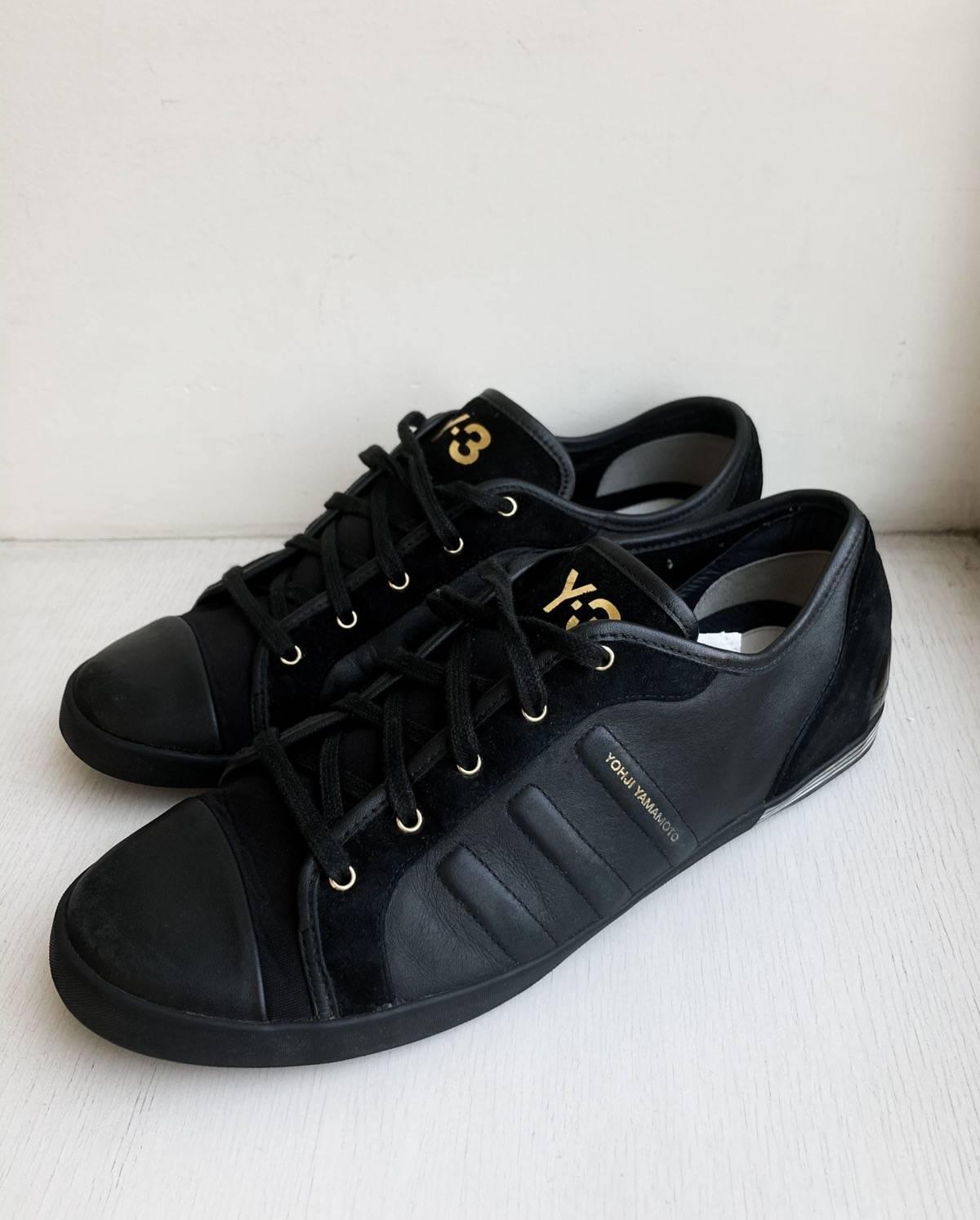 Cubeta descanso Asalto  Yohji Yamamoto Adidas Y3 Yohji Yamamoto Sample Sneakers | Grailed