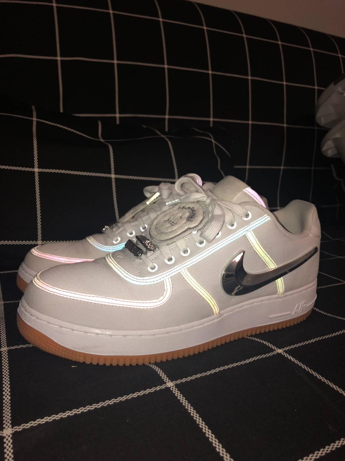 Nike Travis Scott X Nike Air Force 1 Og Grailed