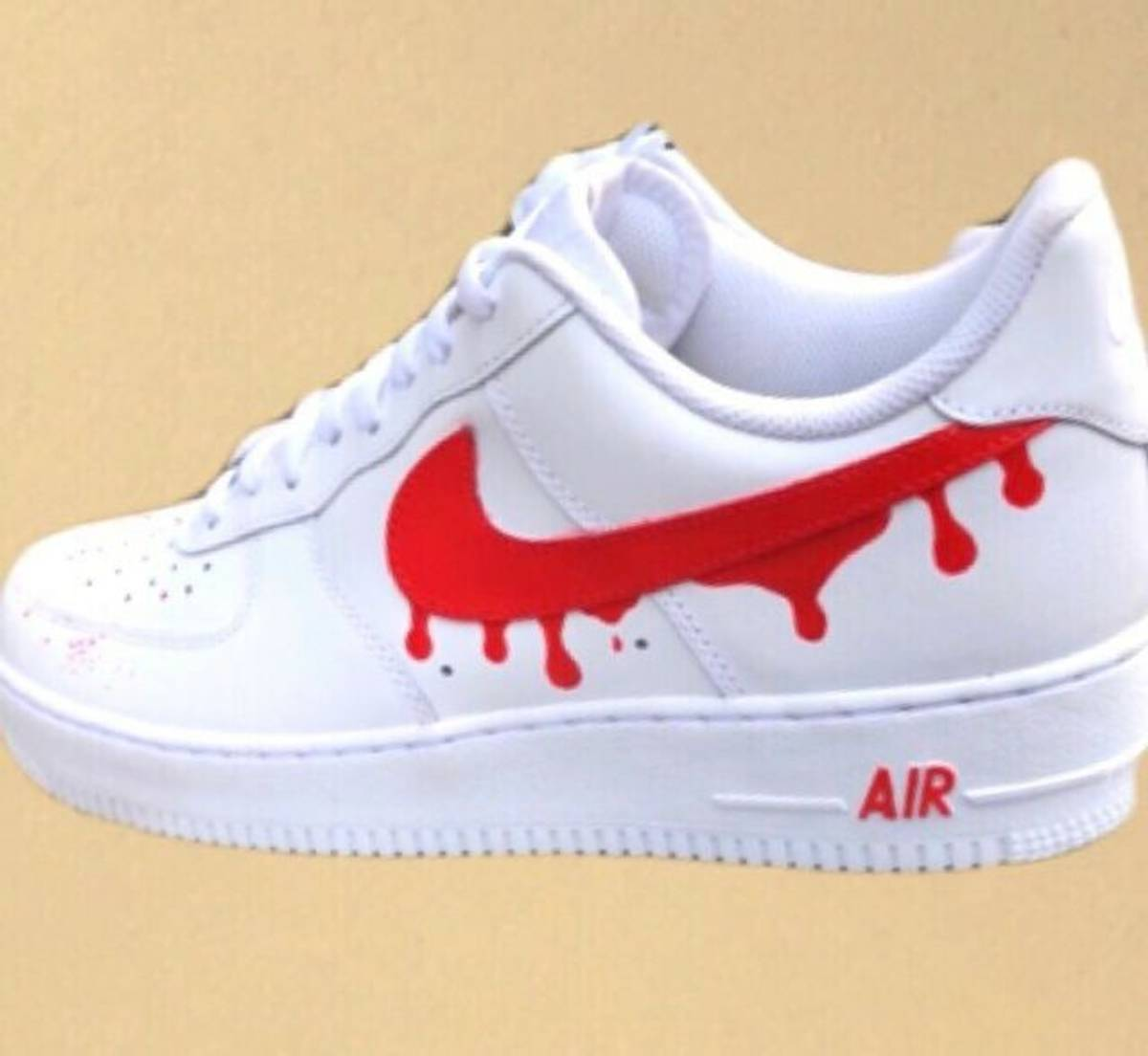 low air force 1 custom drip