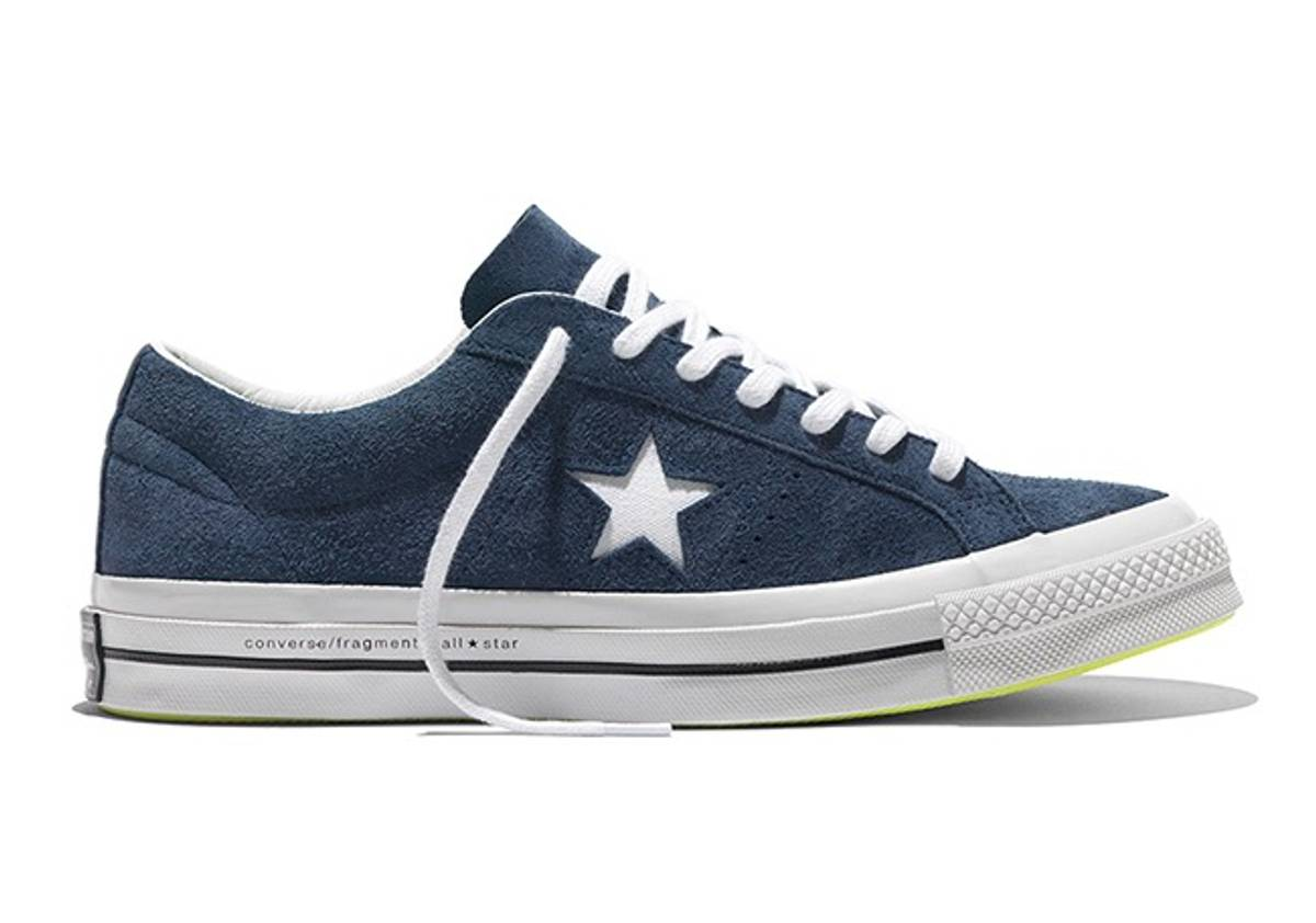Converse × Fragment Design Fragment Design X One Star 74 Fragments Size 10 $150