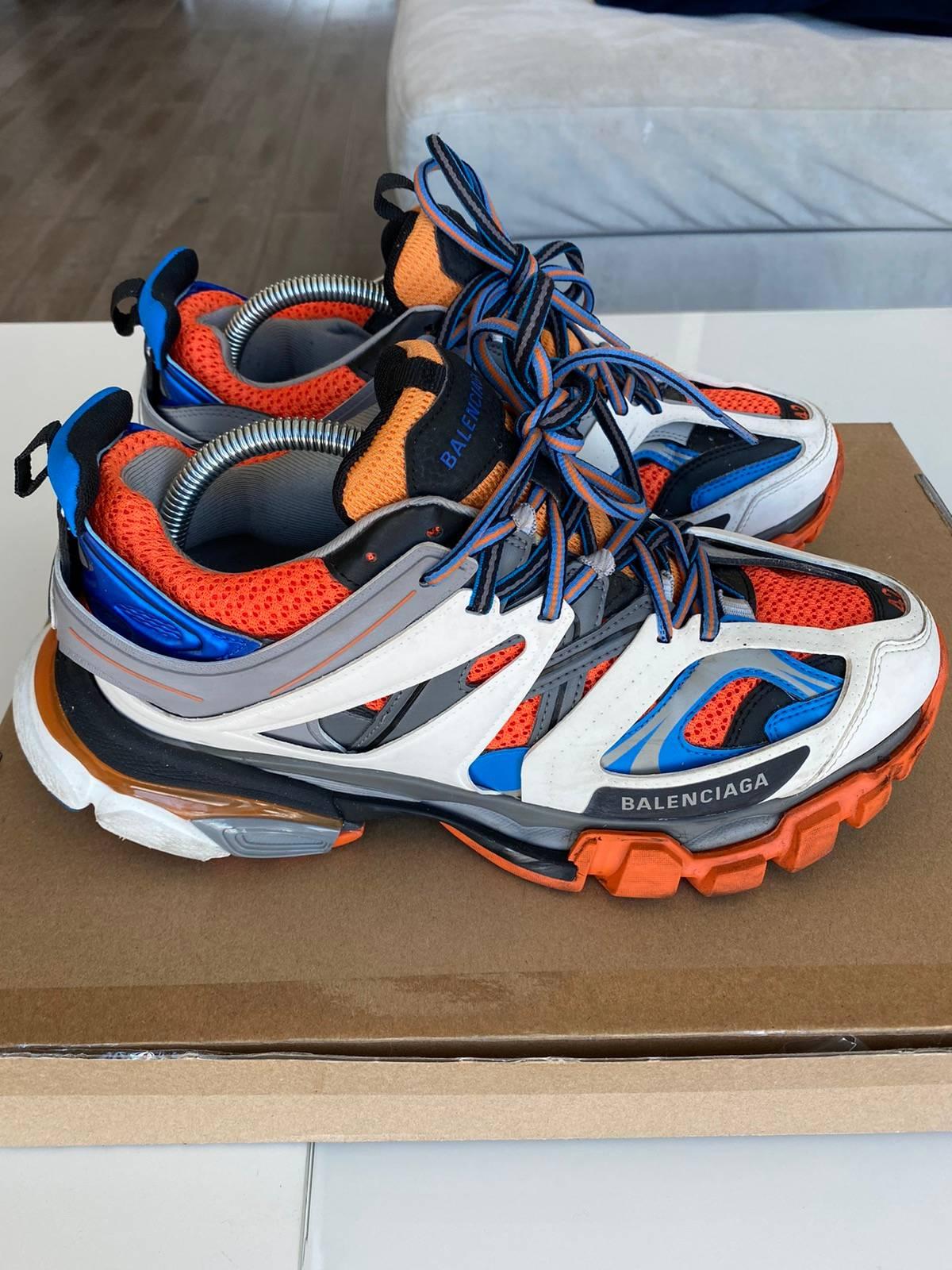 Balenciaga Track Grey - Sneakers