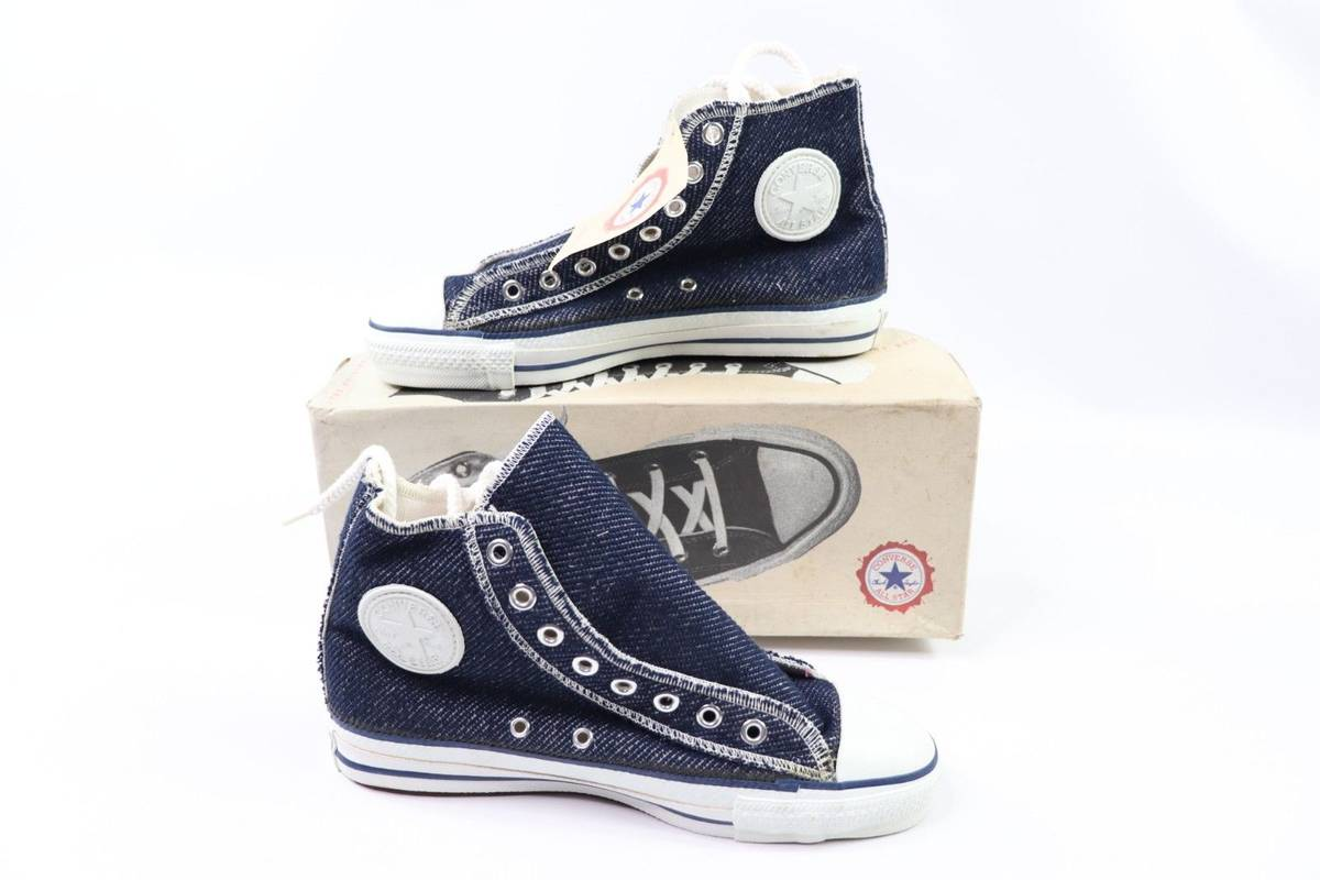 converse all star hi w