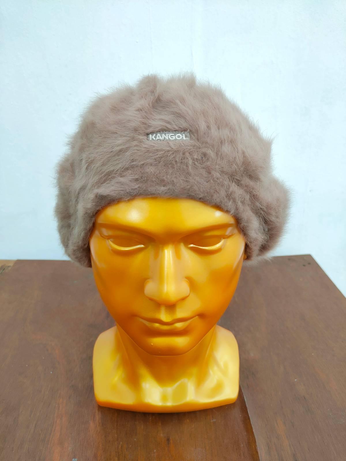 Vintage Kangol Brown Fur Beret