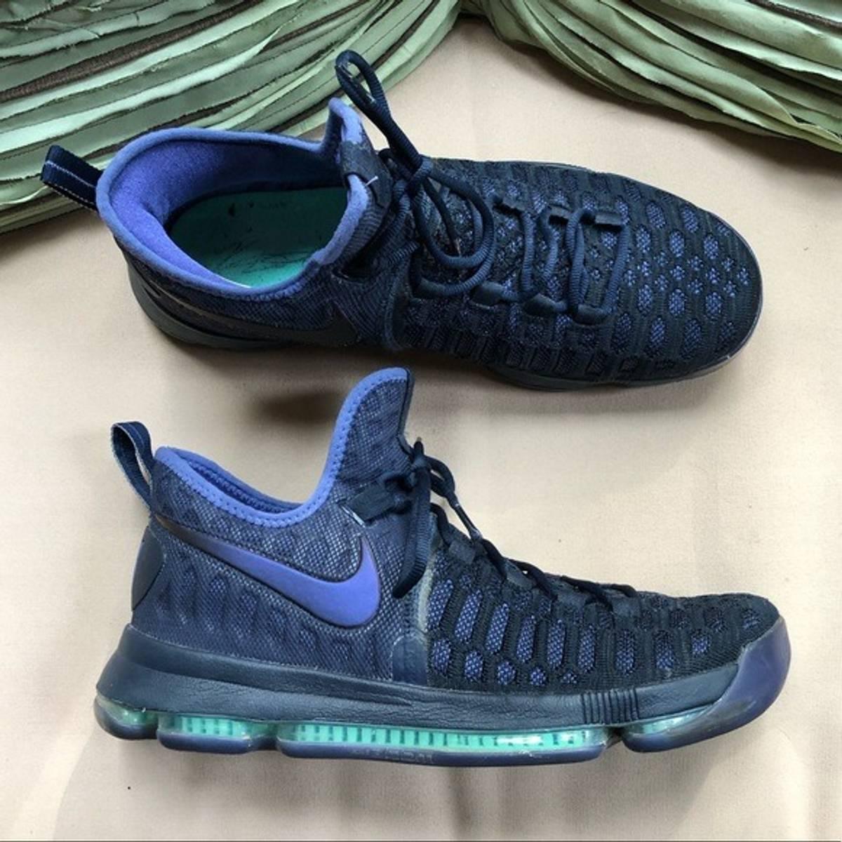Goteo Monumental manguera  Nike Nike Kd 9 Dark Purple Dust Sneakers Size 11 | Grailed