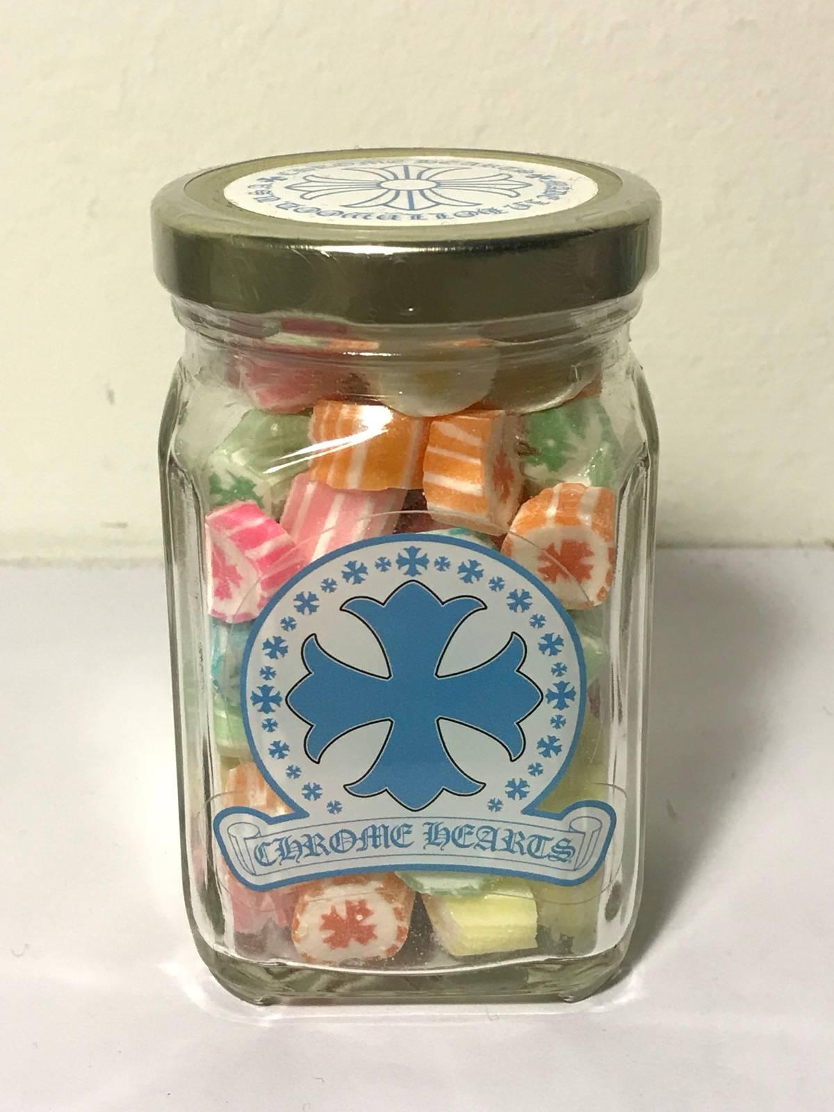 Chrome Hearts Candy Jar Cherry Gummies