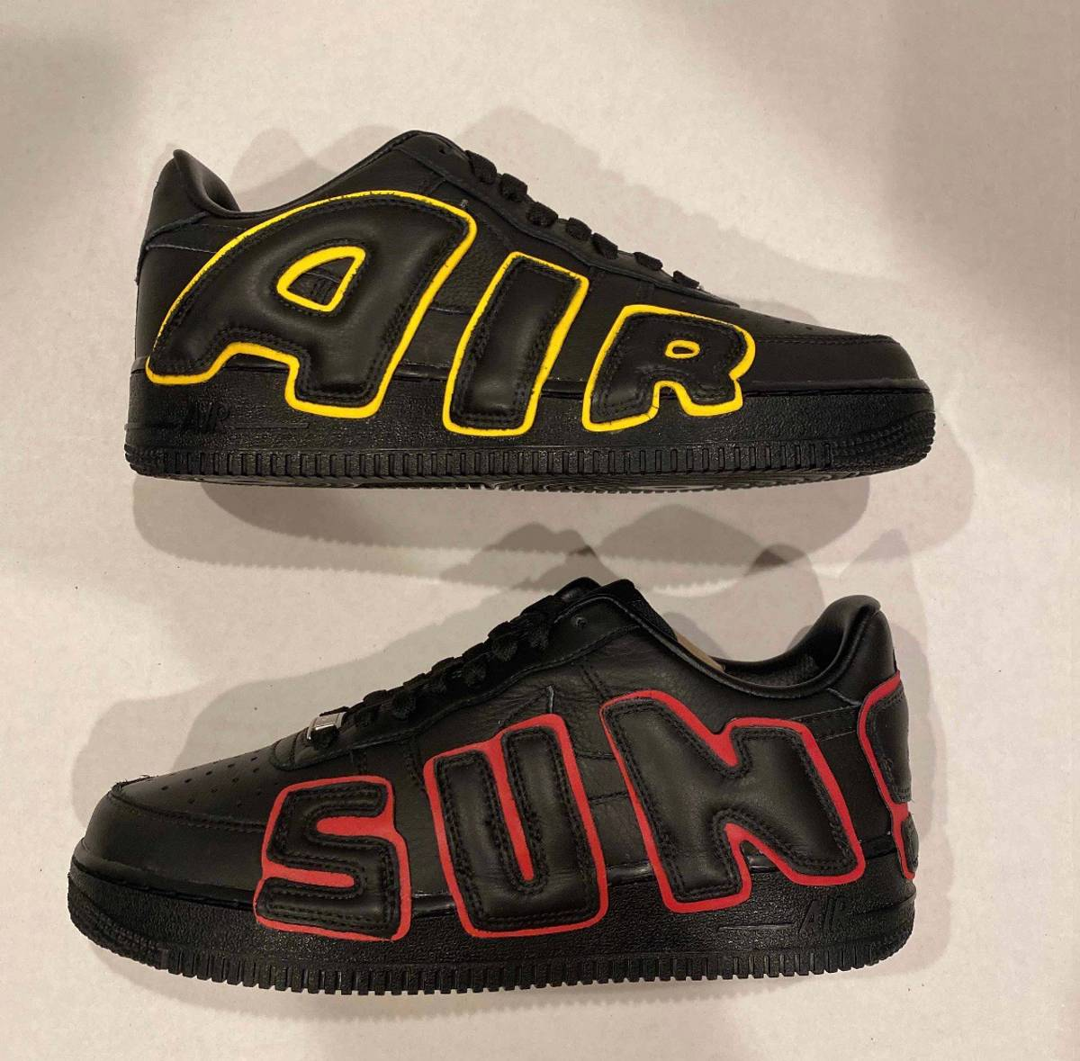 Ordinanza del governo Labe Rifiuto  Nike Cpfm Nike By You Af1   Grailed