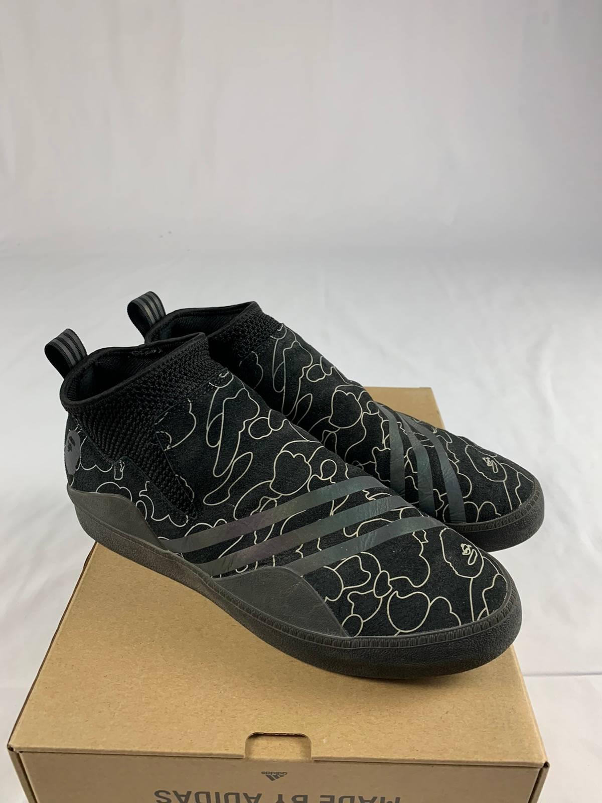 Cambiarse de ropa pasta ensalada  Adidas Bape X Adidas 3st.002 Skate Shoes   Grailed