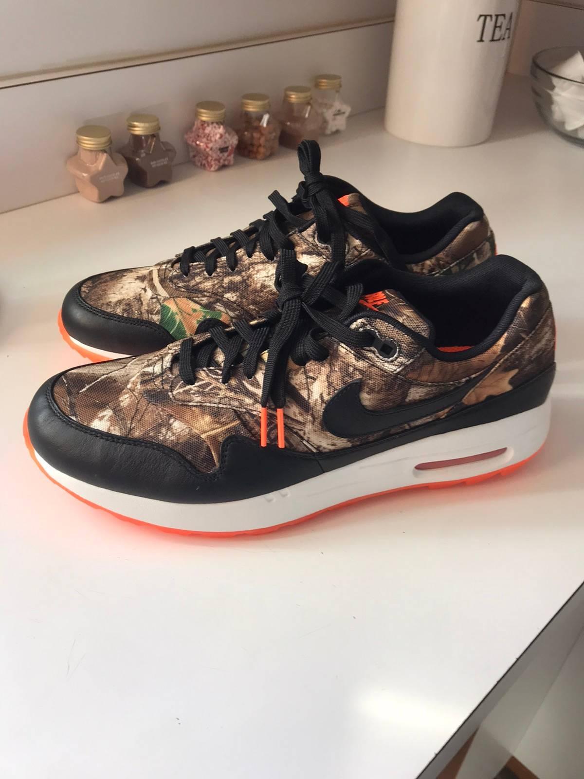 repertorio Recuerdo Progreso  Nike Nike Air Max 1 Golf 'realtree Camo' Sz. 10.5- Deadstock   Grailed