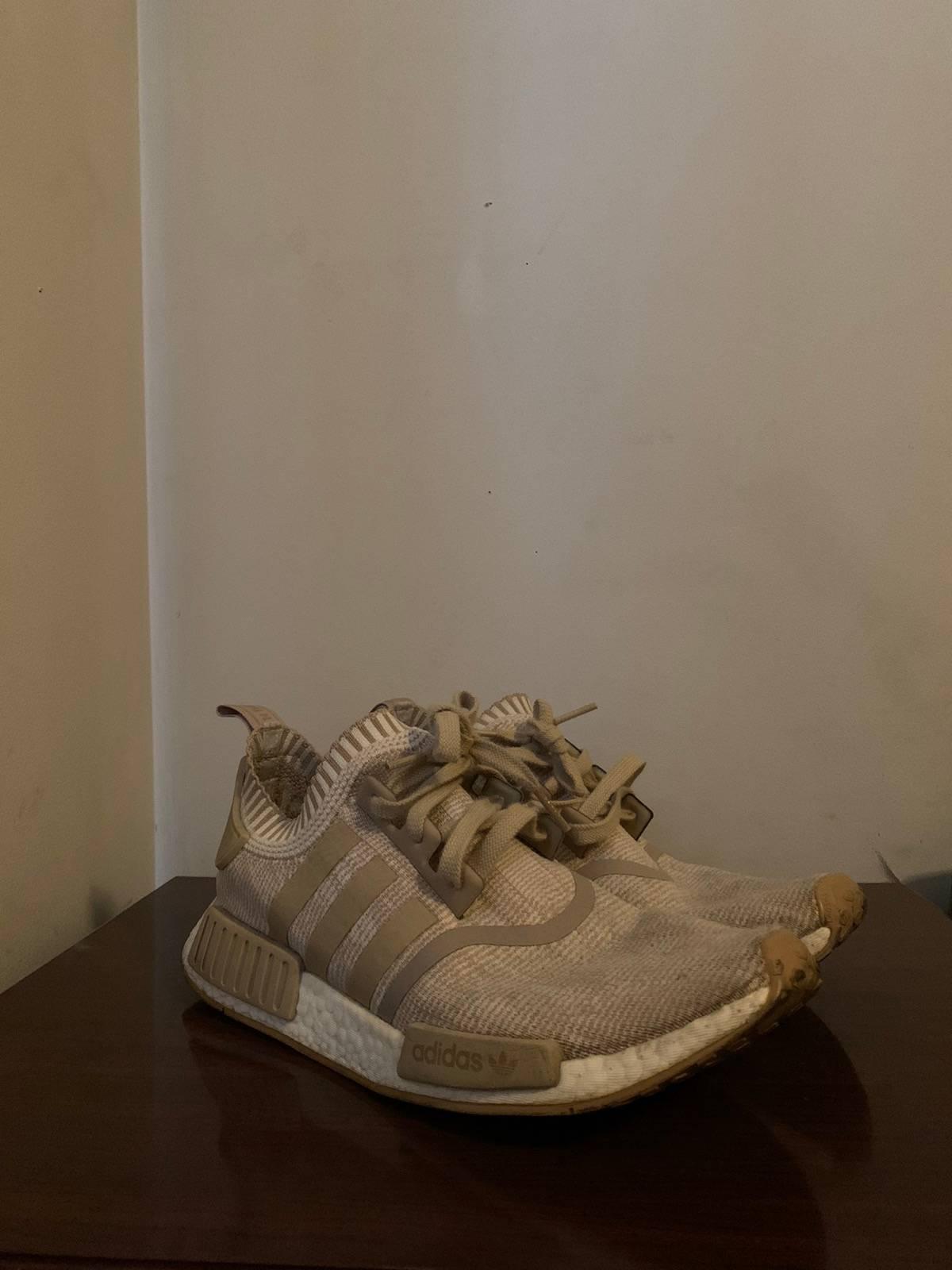 adidas nmd r1 pk linen khaki