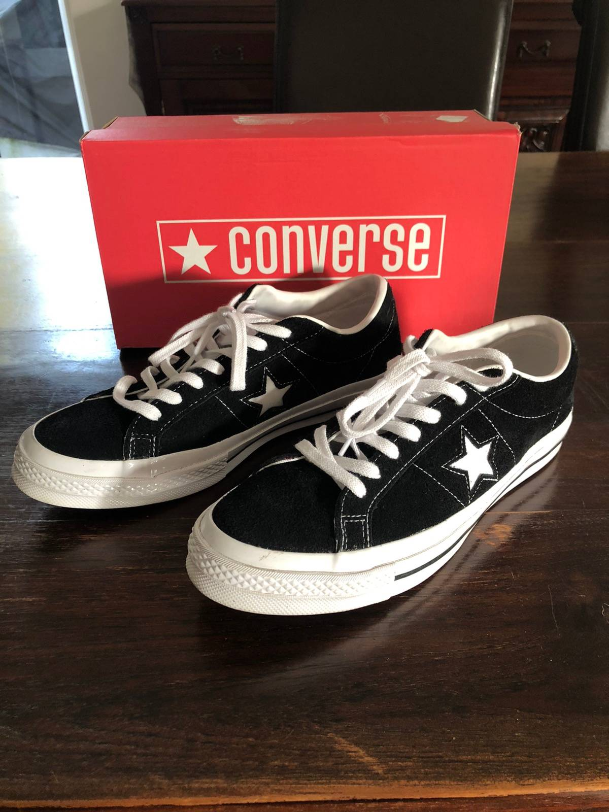 Converse Converse All Star Hi Trainers Black White Recycle