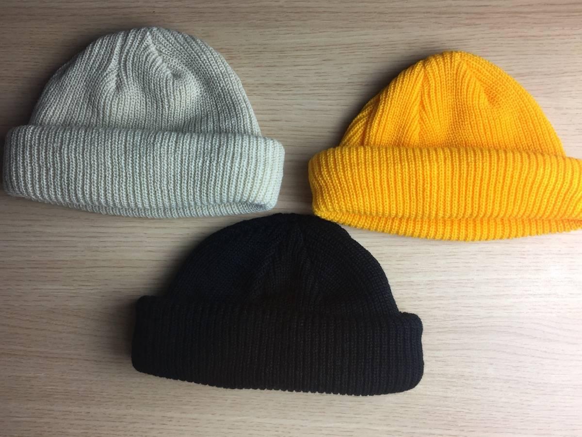 Vintage 3x Fisherman Beanie Hat Streetwear Hat Hypebeast Hat Grailed