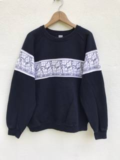 Rare!! MAXFLI JUNKO SHIMADA sweatshirt spellout big logo hiphop swag lolife designer L size Made in Japan J818XT
