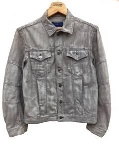 rare!!authentic r.newbold denim jacket Wg9xcz
