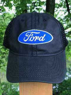 Ford × Vintage 00 s Ford Truck Embroidered Trucker Hat 7d5560c8afb9