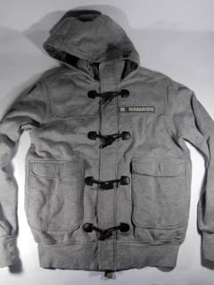 Maharishi grailed maharishi maharishi duffle zip jacket size s m gumiabroncs Image collections