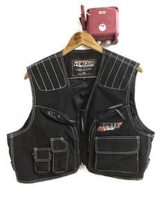 Racing × Sports Specialties Rare tactical multi pocket Motorcycle Gear  Forza international Ltd Vest 44d0a9203