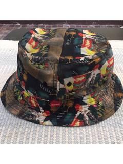 Comme des Garcons × Supreme S S14 Comme des garcons Box logo Crusher bucket  hat feb74011178a