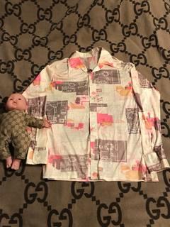 Kurt cobain grailed kurt cobain rare 60s70s single stitched button down gumiabroncs Images