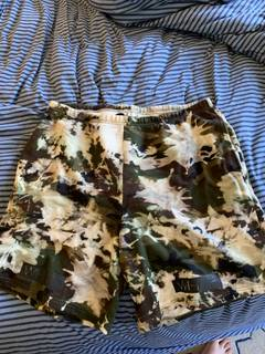 3c2023f3 Off-white Off White Camouflage Shorts | Grailed