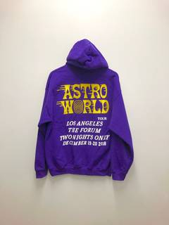 b51a180c13c Dover Street Market × Travis Scott Travis Scott Astroworld Tour Merch  Hoodie  LA EXCLUSIVE ""