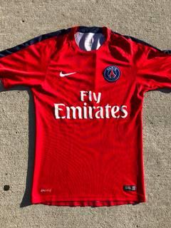 10c5c649f Jersey × Nike × Soccer Jersey Nike Paris Saint Germain Soccer Jersey PSG  Emirates Jordan