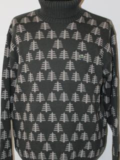 861623942 Lacoste Lacoste Men s Tree Print Wool Jumper